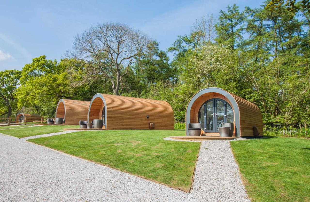 High Oaks Grange Glamping Pods