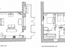 Z   Cottage 4 Access Drawing