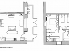 Z   Cottage 4 Access Drawings