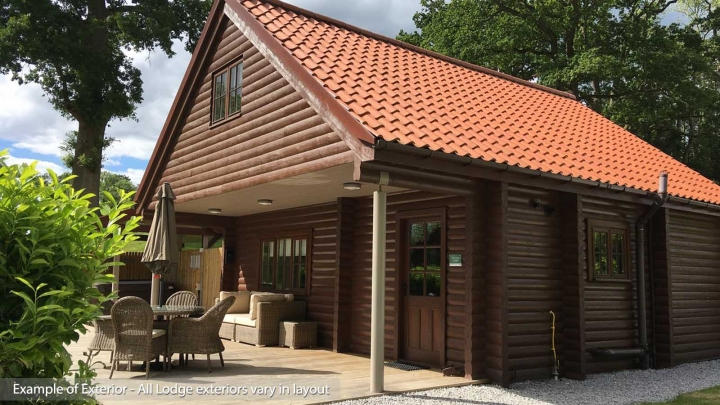 Woodland Lodges in Pickering