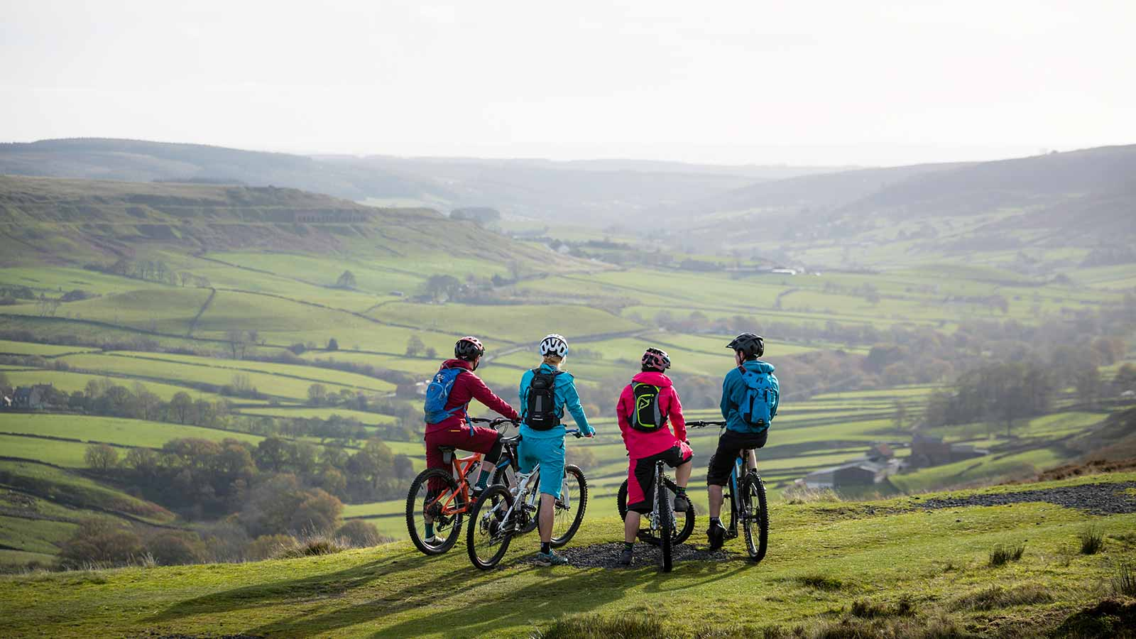 yorkshire cycling holidays